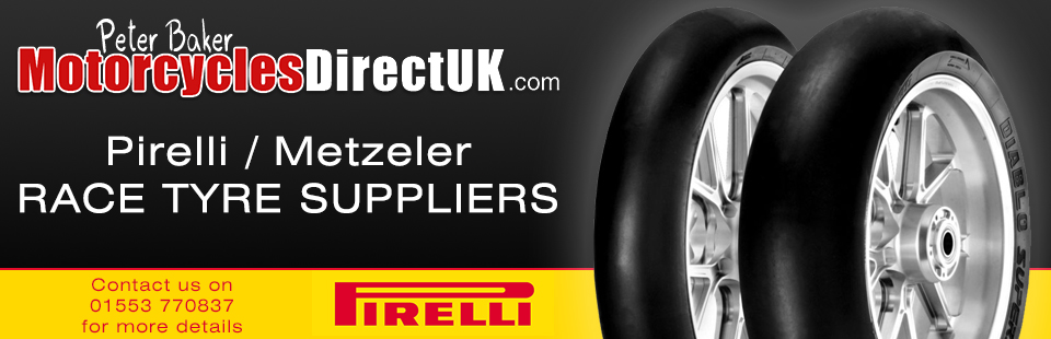 Pirelli Metzeler Race Tyre Suppliers