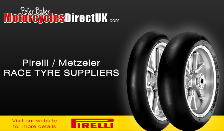 Pirelli Metzeler Race Tyre Suppliers