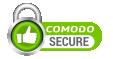 Site secured by Comodo SSL