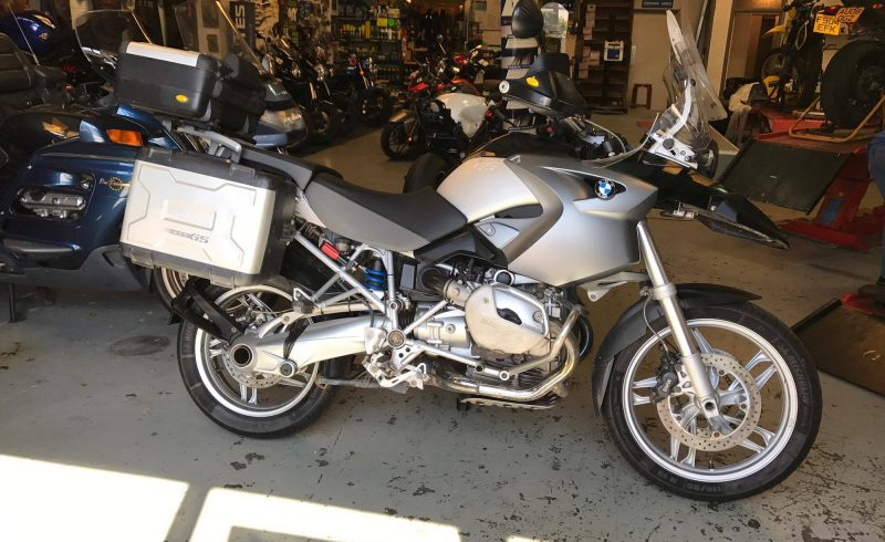 2006 BMW R1200 GS